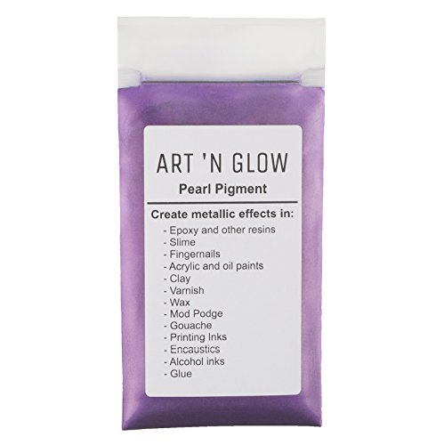 Mica Pearl Pigment Powder 10+ Colors