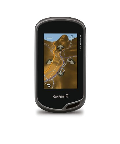 Garmin Oregon 650t 3-Inch Handheld GPS with 8MP...