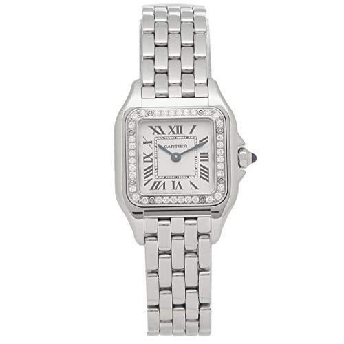 [カルティエ]腕時計 レディース CARTIER W4PN0007 シルバー [並行輸入品]