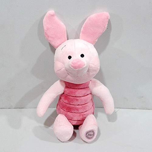 SSTOYS 40cm Ferkel Ferkel Winnie The Pooh Freunde Puppe Cartoon Schwein Plüschtier Geburtstagsgeschenk