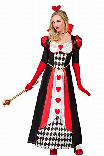 Disfraz Reina de Corazones M-L