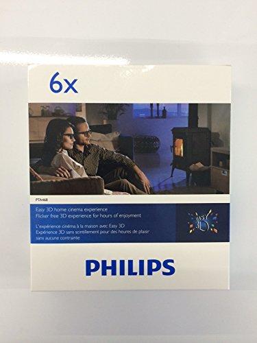 Philips PTA 468 3D Brillen