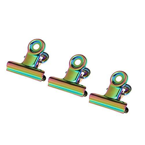 zroven 6pcs Nail Pinching Clips C-courbe Nail Pinching Clips Acrylique Ongles Pinchers Nylon Pinching Outil C Courbe Pinching Clips Manucure Outil
