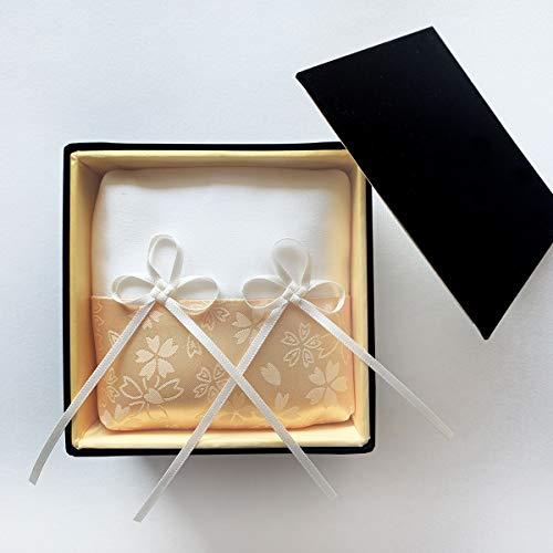 アナザークルー 和風リングピロー 手作りキット (琥珀)