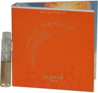 L'AMBRE DES MERVEILLES by Hermes (WOMEN) L'AMBRE DES MERVEILLES-EAU DE PARFUM SPRAY VIAL