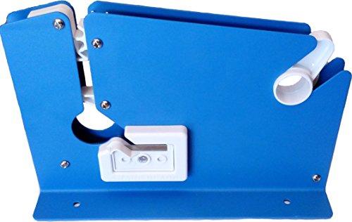 Beutel-Verschließer Beutelverschlussmaschine Beutelverschlussgerät mit Schneidevorrichtung in angenehmen Ozeanblau