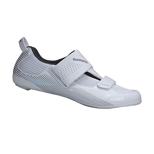 SHIMANO SH-TR501W Women's Cycling Shoe, White, 39