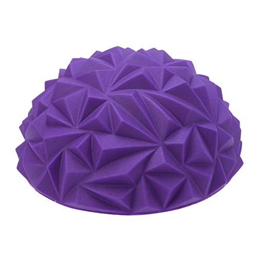 Why Should You Buy IMIKEYA Hedgehog Balance Pod Balance Trainer Exercise Ball Inflatable Balance Pod...