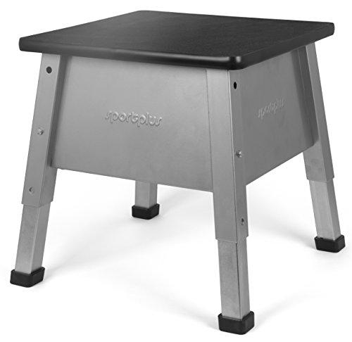 SportPlus Plyobox - Caja Pliométrica – Cajón Fitness - Caja de Saltos...