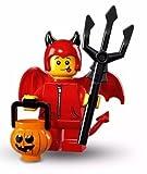 Lego Serie Minifigures 16 - TENERO LITTLE DEVIL Figure mini Insaccato) 71013