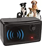 Best Dog Barking Deterrents - Anti Barking Device, 2-in-1 Bark Control Device Review