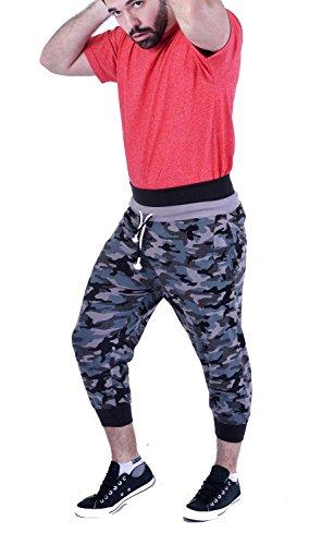 Designer 3/4 joggingbroek voor heren, Bottom Gym Shorts
