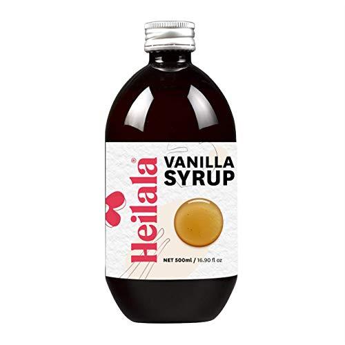 Heilala jarabe de vainilla, 500ml (Vanilla Bean Syrup)