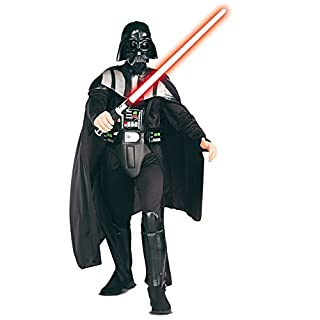 Rubie's-déguisement officiel - Star Wars- Déguisement  Star Wars Costume Luxe  Dark Vador - 888107-L (B000C9X5EM) | Amazon price tracker / tracking, Amazon price history charts, Amazon price watches, Amazon price drop alerts