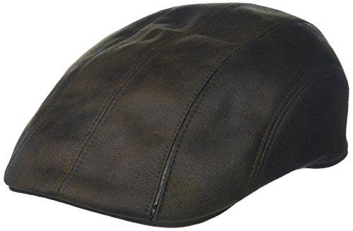 Boina En Piel  marca Henschel Hats