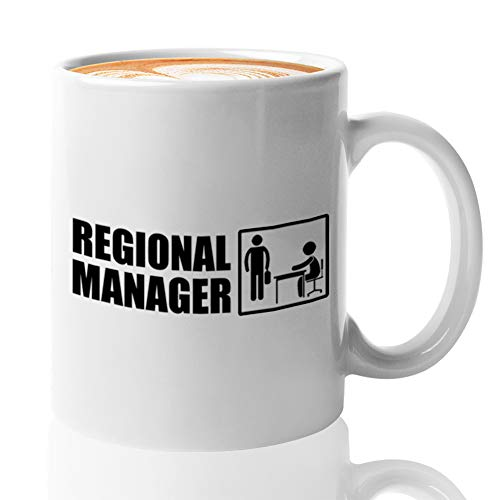 TV Series Coffee Mug - Regional Manager - Assistant To The Office 1st Matching Kids First Fathers Day Present Show Actor Actress Funny Film Theater Now Movie Lovers Drama Action Sitcom