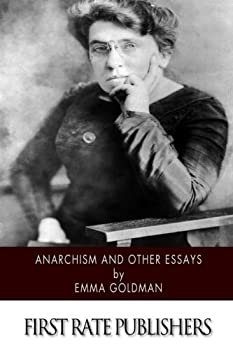 Paperback Anarchism and Other Essays Book