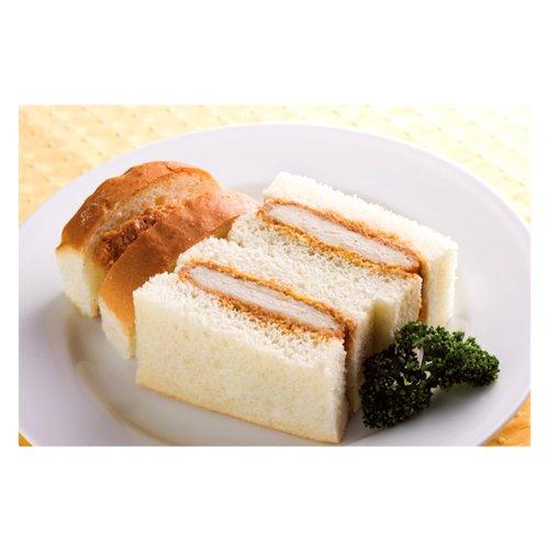 【業務用】[ベルリーベ] 冷凍食パン 5枚切り