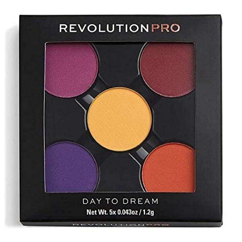 因子ホステルエンディング[Revolution ] 夢への革命プロリフィルアイシャドウパック日 - Revolution Pro Refill Eyeshadow Pack Day To Dream [並行輸入品]