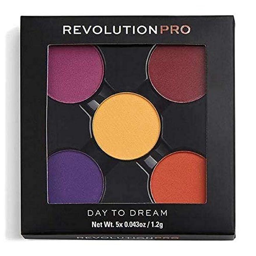 優先クレーンふける[Revolution ] 夢への革命プロリフィルアイシャドウパック日 - Revolution Pro Refill Eyeshadow Pack Day To Dream [並行輸入品]