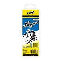 TOKO(トコ) スキー&スノーボード ワックス ベースパフォーマンス ブルー 120g 5502037 固形ワックス 【税込価格】【%OFF】【K1】