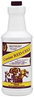 Sponsored Ad - William Hunter Equestrian Red Cell Canine - A Liquid Vitamin/Mineral Supplement Fortified with Iron and zinc.