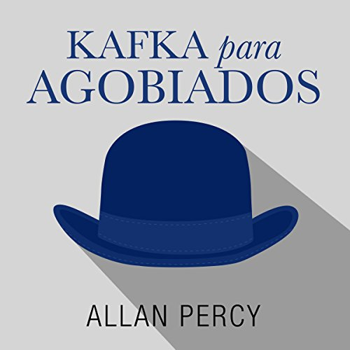 Kafka para agobiados audiobook cover art