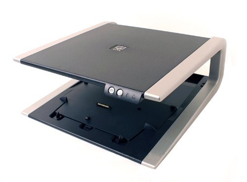 Dell CN-0UC795-42940 Monitor Stand for Latitude & Inspiron Laptops -Works with Dell Latitude D-Series D400 D410 D420 D500 D505 D510 D600 D610 D620 D800 D810 D820 and Inspiron 300m, 600m, 8500 laptops