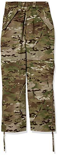 TRU-SPEC Men's Outerwear Series H2o Proof Ecwcs Pant, MultiCam, Large Regular