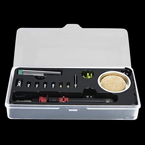 Soldador de gas butano, conveniente para llevar el equipo de soldador de gas, para la fábrica de la industria de herramientas prácticas para el hogar(red)