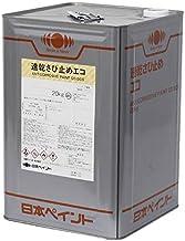 ニッペ 速乾さび止めエコ グレー [20kg] 日本ペイント・JIS K 5621 2種・鉄骨・手すり・門扉・速乾