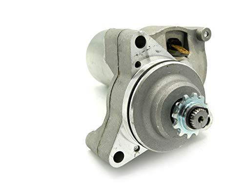 Anlasser Starter GY6 50-110ccm Anlassermotor Elektrostarter 4-Takt Motoren 50-125ccm u.ä. für Kinderquad 4kid, Pit Bikes, China Quad, Enduros usw.