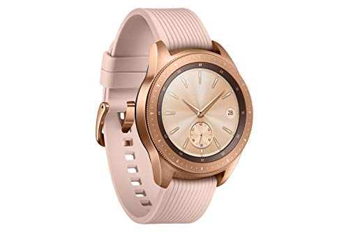 Samsung Galaxy Watch (42mm) Rose Gold (Bluetooth) (Renewed)