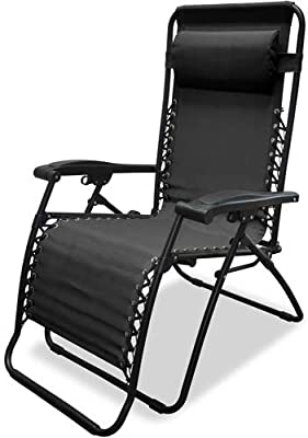 1L S Sports Oversized Zero Gravity Chair