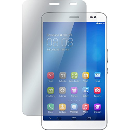 PhoneNatic 8er-Pack Bildschirmschutzfolien matt kompatibel mit Huawei MediaPad X1