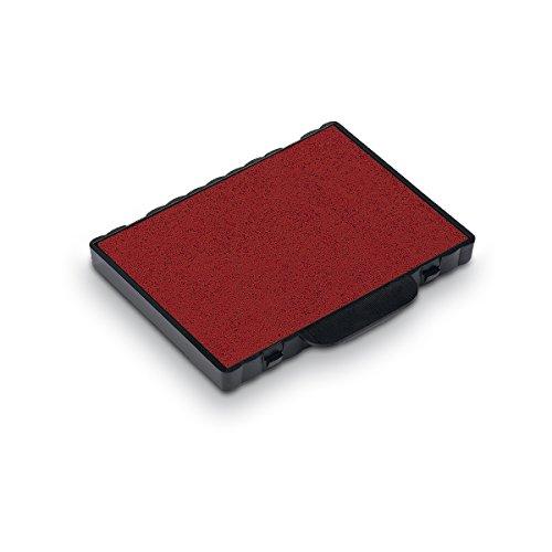 Trodat Ersatzkissen 6/58 für Professional 5208 und 5480, 2 Stück, rot