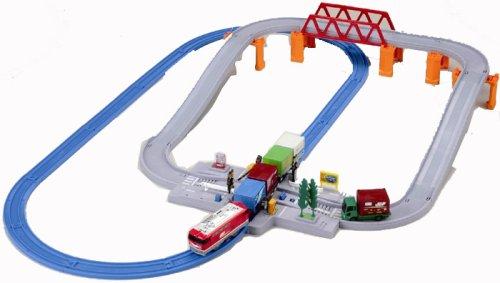 Plarail - EF510 Red Thunder Crossing Set (Model Train)