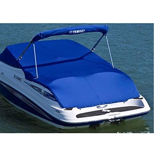 Yamaha Sport Jet Boat RED Cockpit Cover Kit 212SS All Years MAR-212CC-RD-08