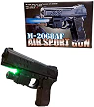 Charnalia Air Sports Laser Gun Red/Green Laser with Bullets (6mm)