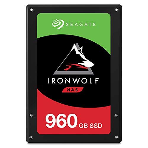 Seagate interne harde schijf voor 1-8 Bay NAS-systemen SSD (2,5 inch) 960 GB