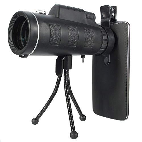 HD 40X60 Óptico Telescopio Monocular Viaje Aire Libre