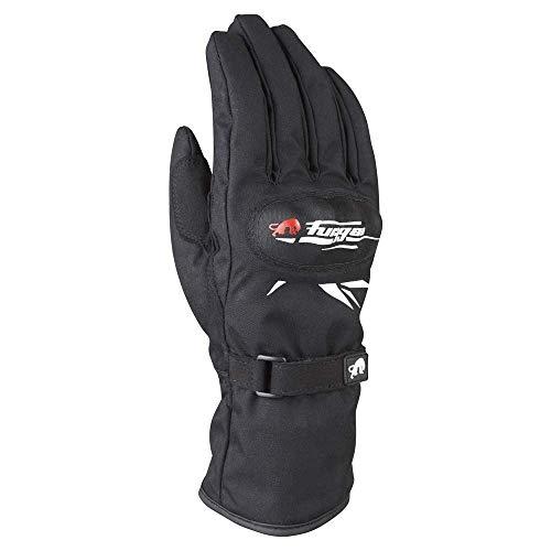 Furygan Origami Lady Handschuhe für Damen XL schwarz-weiß