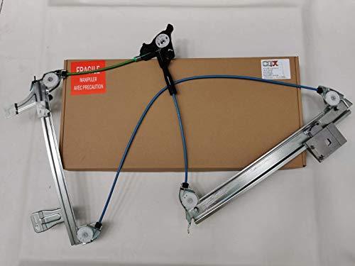 CQX Lève-vitre électrique,Avant Gauche,Peugeot,307 CC=09/2002-05/2008=2Portes