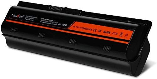 CBD MU06 Replacement Battery for HP Compaq Presario CQ42 CQ62 CQ56 Pavilion G4 G6 G32 G42 G62 G72, HP Spare 593553-001 593554-001 593562-001 HSTNN-Q62C MU09 10.8V 10400mAh