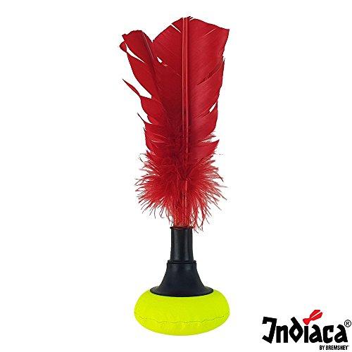 Bremshey von Tunturi Indiaca Turnier - Indiaca fur Profis - Indiaca ball - Indiaca basteln