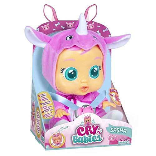 Fantasy Nouvelle Poupée Sasha 30 cm Cry Babies Noel IMC Toys