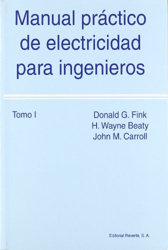 Fink, Manual Standard Del Ingeniero Electricista, 6 Tomos