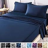 Best IkEA Bed Sheets Queens - LIANLAM Queen Bed Sheets Set - Super Soft Review