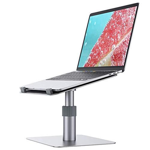 Supporti per notebook Supporto Per Laptop, Supporto Per Notebook Regolabile Ergonomico Girevole a 360 °, Supporto Di Raffreddamento Per Laptop Leggero Universale, Si Applica a Tablet Notebook Da 11-17