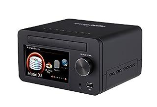 Internet Radio Ripping di CD, Vinile e Tape Lettore CD Hi-Fi Lettura di molteplici formati audio multimediali Uscite audio Hi-Fi, Ampli integrato da 60W